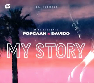 music: Popcaan - My Story Ft. Davido