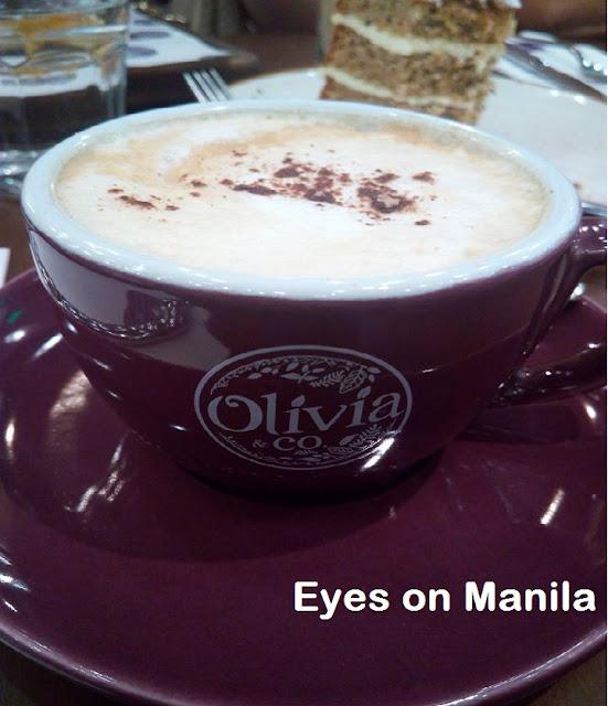 Olivia & Co.:  Cappuccino