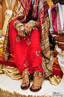 جرتق وزفاف وحنة سودانية