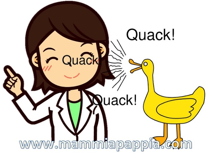 Quack Nutritionist/ Dietitian.. is that you?
