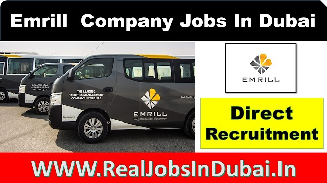 Emrill Integrated Facilities Management jobs In Dubai,