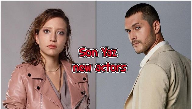 Last summer series the new actors şevval mertoğlu
