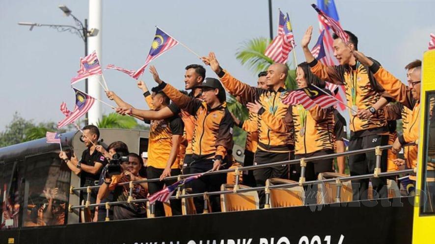 Senarai Penuh 30 Atlet Malaysia Yang Layak Ke Olimpik Tokyo 2020