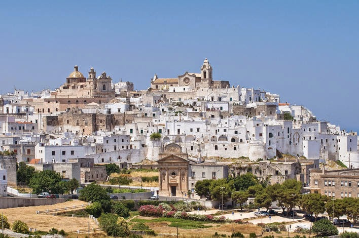 Places: Canne Bianche in Puglia, Italy
