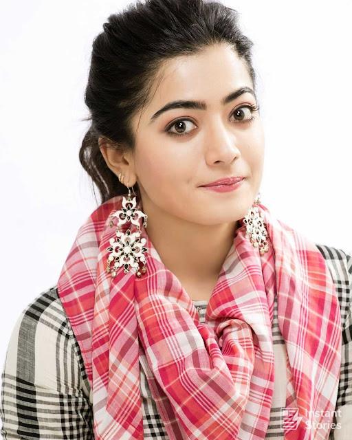 Rashmika Mandanna Gorgeous Look