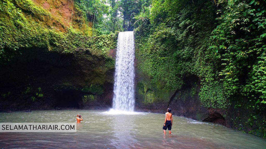 berenang di Tibumana