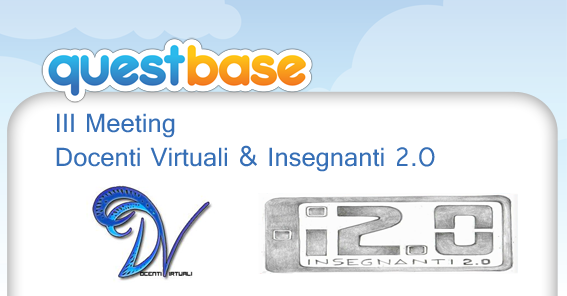 QuestBase al meeting Docenti Virtuali