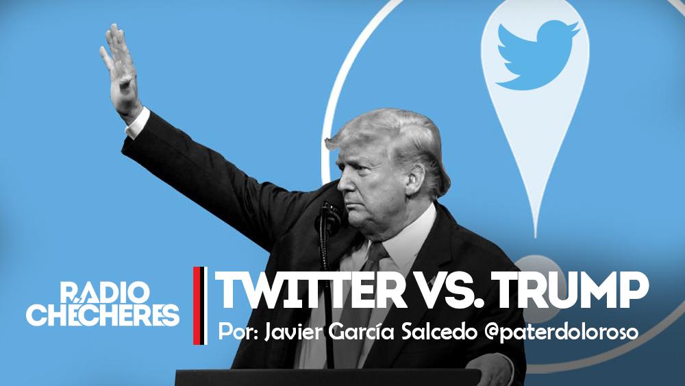 Twitter vs. Trump
