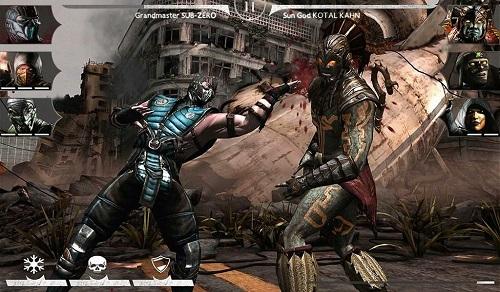 pada kesempatan kali ini admin akan membagikan sebuah game android mod terbaru yang berge Mortal Kombat X v1.18.2 Mod Apk (Unlimited Coins+Anti-Ban)
