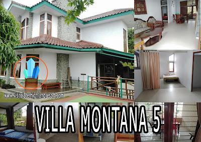 Villa Di Ciater 3 Bedroom | visitciaterhighlandresort.com