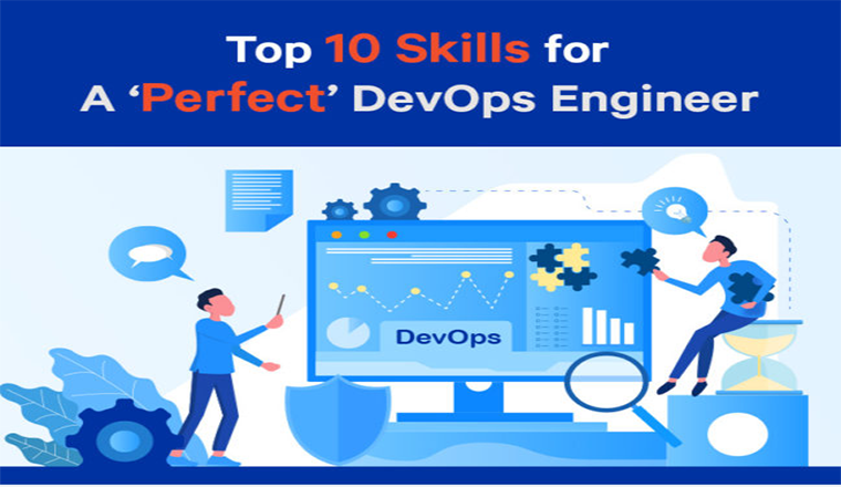 Top 10 'Must' Engineer Skills To Become DevOps-Powered! #Infographic