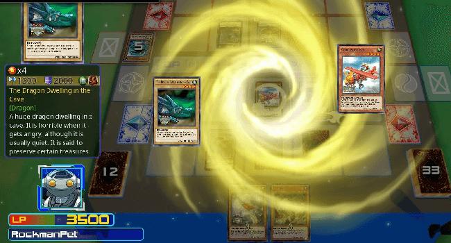 تحميل لعبة yu gi oh legacy of the duelist بحجم صغير