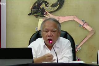 Menteri PUPR: Tempat Isolasi dan Perawatan Pasien Covid-19 Siap Beroperasi