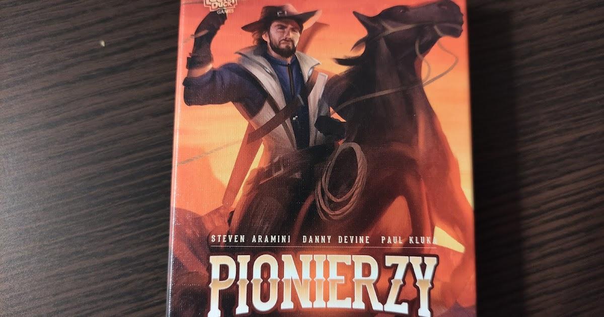 Zarządzaj swoimi terytoriami na Dzikim Zachodzie – recenzja gry Pionierzy