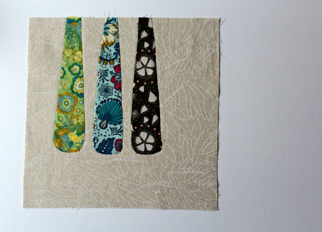 A quilters table: minimal day :: fringe