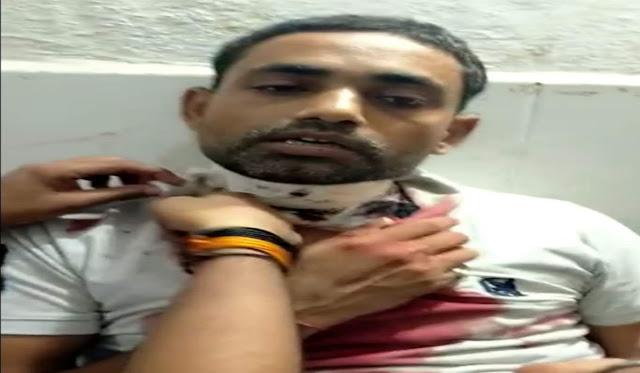 दवा व्यवसायी को अपराधियों ने मारी गोली, गंभीर अवस्था में कराया गया अस्पताल में भर्ती