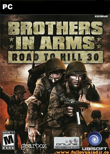 Brothers in Arms Road to Hill 30 Rip