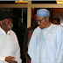 REVEALED: In 2015, Jonathan was under pressure to prosecute Buhari over certificate
