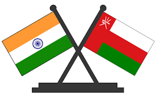 India and Oman Renew MoUs on Military Cooperation and Maritime Issues