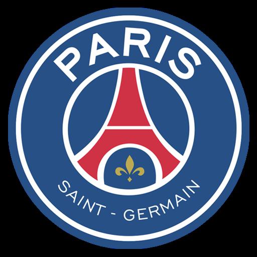 Fútbol: Imágenes del escudo del PSG de Francia