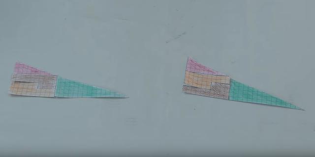 triangulos, figuras, piezas