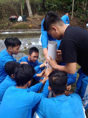 Outbond SMP Muhammadiyah 3 Yogyakarta