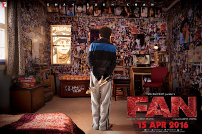 Fan 2016 Hindi Official Trailer 720p HD Download Now