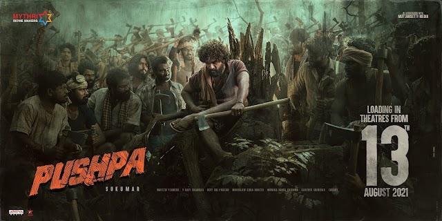 Allu Arjun's Pushpa Movie's Villain Confirmed