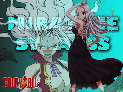 Wallpaper Mirajane Strauss Fairy Tail