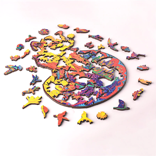 Puzzle Erwachsene 3d Puzzlespass Familienpuzzle