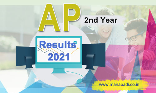 AP Inter 2nd year 2021 Results