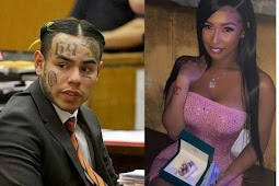 Tekashi69 Buys His Girlfriend Rolex Watch Worth $35k For Her Birthday While In Jail
