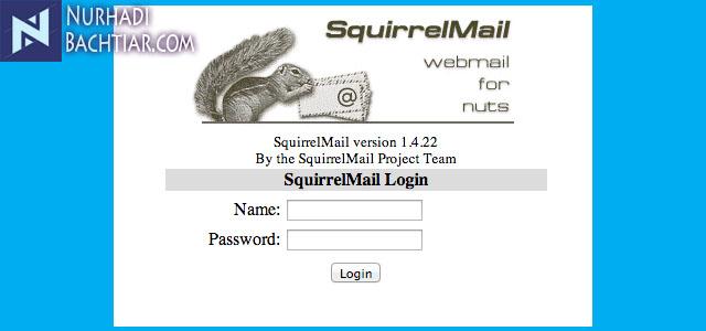 cara konfigurasi mail server di debian
