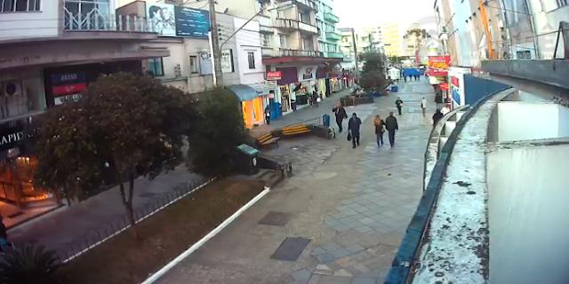 Câmera ao vivo de Lages
