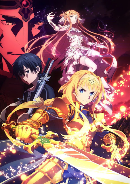 Sword Art Online: Alicization - War of Underworld.