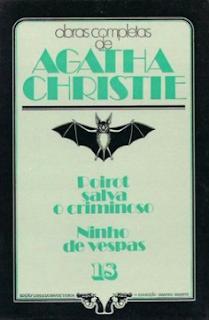 POIROT SALVA O CRIMINOSO - Agatha Christie