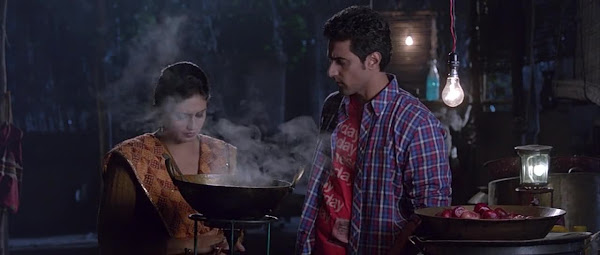 Screen Shot Of Hindi Movie Luv Shuv Tey Chicken Khurana (2012) Download And Watch Online Free at worldfree4u.com
