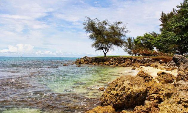 Wisata Pantai Lombok Banten