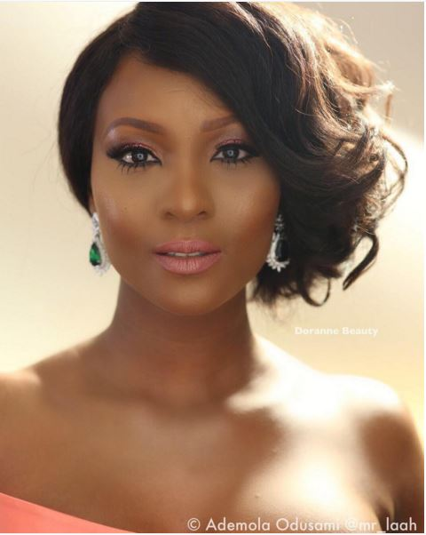 Osas Ighodaro Ajibade's Outfit At The Nollywood Travel Film Festival
