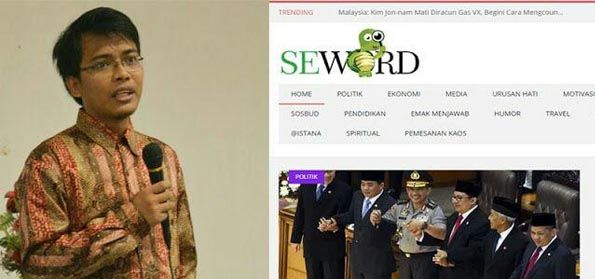"""Jokowi Anti Hoax Tetapi Istana Gandeng Seword, Situs Penyebar Hoax Kok Dipelihara?"""