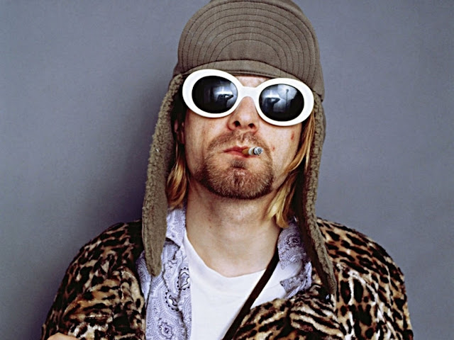 kurt cobain's sunglasses