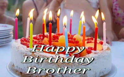 Happy birthday for small brother
