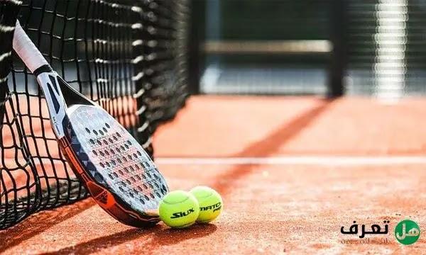 معلومات عن التنس