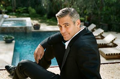 George Clooney bello
