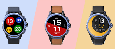 Kospet Prime Android 4G Smartwatch