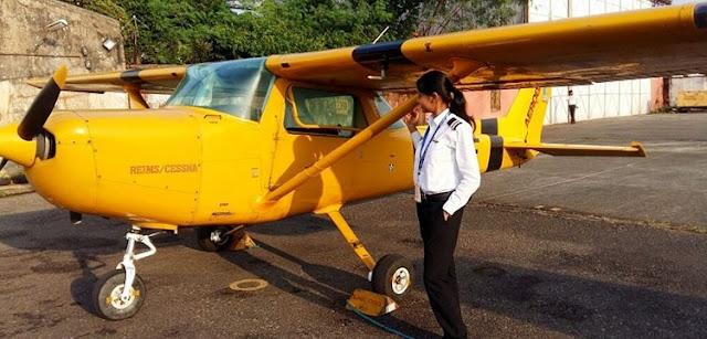 सपनों की उड़ान: अनुप्रिया लाकड़ा बनी पहली आदिवासी पायलट