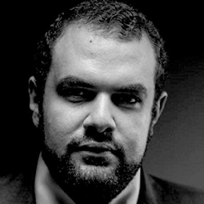 حسن الجندي مؤلف رواية نصف ميت