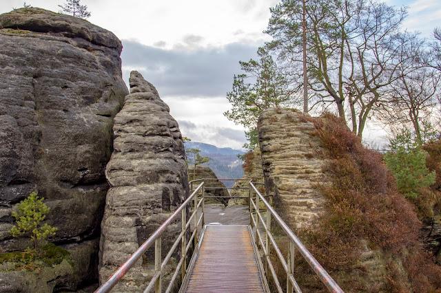 rundweg saechsische schweiz bastei basteibruecke elbsandsteingebirge 13