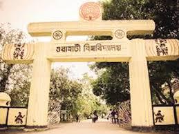 When did Gauhati University was established?