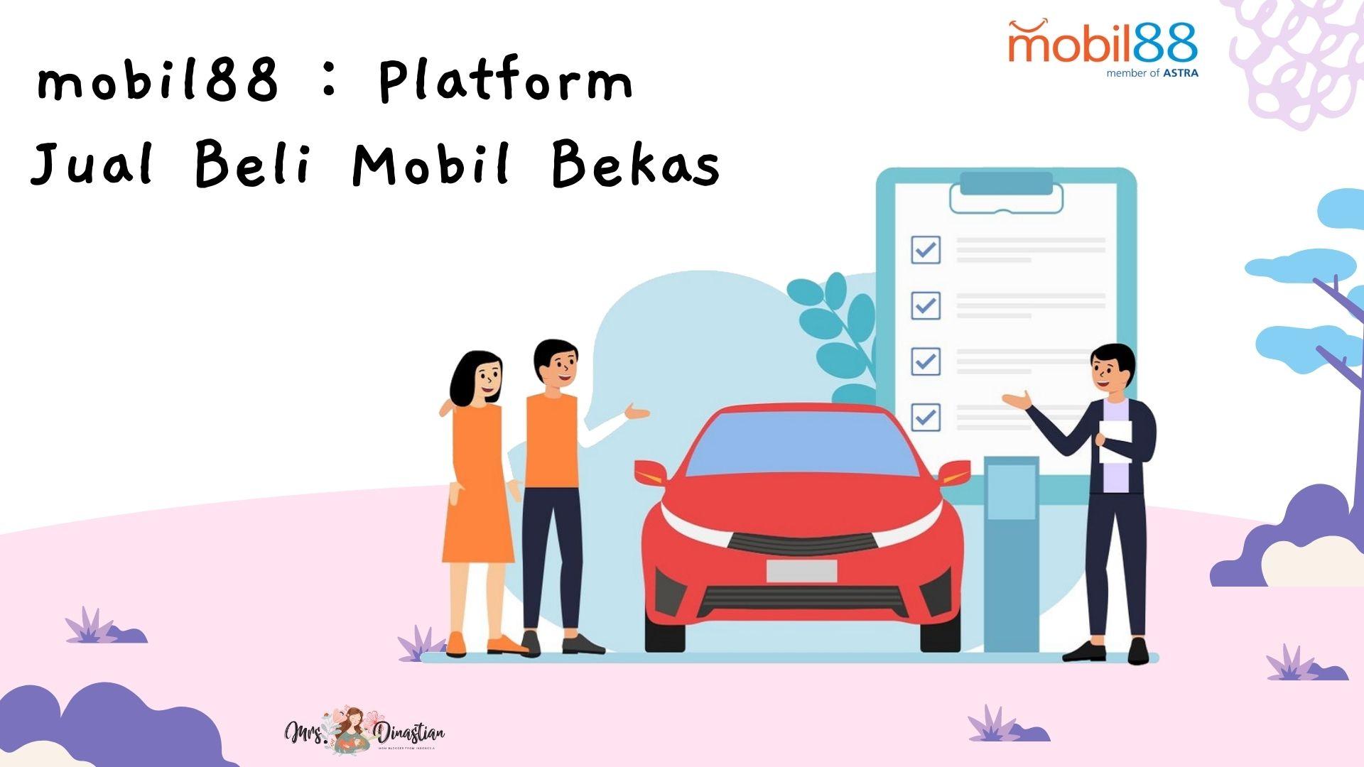 mobil88, platform jual beli mobil bekas